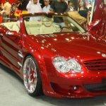 معرض سيارات في دبي5