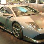 معرض سيارات في دبي6