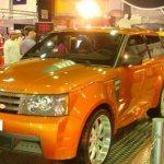 معرض سيارات في دبي14