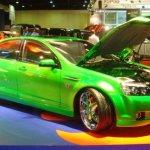 معرض سيارات في دبي15