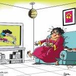 رسوم كاريكاتيرية10