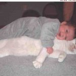 اطفال مع حيوانات1