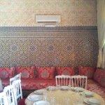 مطعم قصر المنزه بالرباط 1