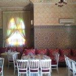 مطعم قصر المنزه بالرباط 4