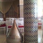 مطعم قصر المنزه بالرباط 6