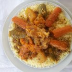 مطعم قصر المنزه بالرباط 10