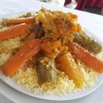 مطعم قصر المنزه بالرباط 11