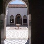 قصر الباهية بمراكش