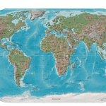 خريطة العالم Size:99.00 Kb Dim: 950 x 533