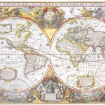 cult401 Hondius world map 1630 Size:298.40 Kb Dim: 1000 x 729