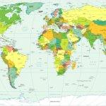 خرائط العالم12 Size:724.80 Kb Dim: 1200 x 611