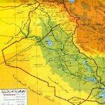 خريطة العراق Size:122.70 Kb Dim: 519 x 491
