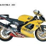 Aprilia RSV 2003