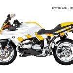 BMW R1100S 2001
