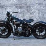 Classic Harley 45