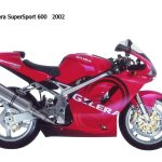 Gilera SuperSport600 2002 Size:95.30 Kb Dim: 800 x 600