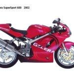 Gilera SuperSport600 2002
