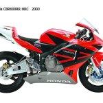 Honda CBR600RR 2003