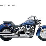 Honda VTX1300 2003 Size:86.70 Kb Dim: 800 x 600