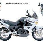 Honda XL1000V 2003