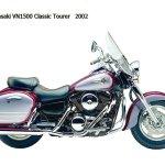 Kawasaki VN1500 Size:101.30 Kb Dim: 800 x 600