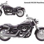 Kawasaki VN1500 Size:110.30 Kb Dim: 800 x 600