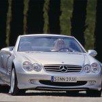 مرسيدس 500 SL