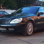 Mercedes Brabus 6.7 V12 B