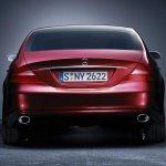Mercedes Benz Vision CLS
