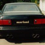 S8 body kit marini