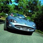 jaguar xkr 08