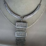 Art Deco Diamante Necklace (2197) Size:94.50 Kb Dim: 700 x 714
