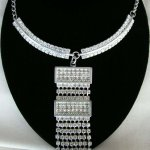 Art Deco Diamante Necklace (2197) 2 Size:62.00 Kb Dim: 564 x 600