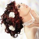 تسريحات للعروس 10