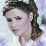 تسريحات للعروس 14