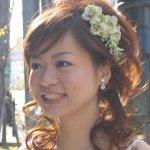 تسريحات العروس مع الورد 7