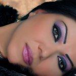 من أجمل المكياجات اللبنانية 1