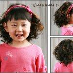 تسريحات للاطفال وقصات 8