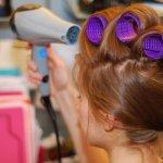 طريقة رفع الشعر بالمنزل......4
