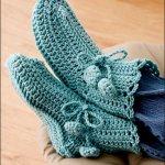 احذية كروشي و تريكو حلوة8 Size:44.00 Kb Dim: 400 x 533
