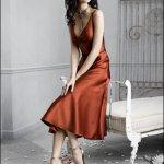 فستان ناعم وكلاسيك