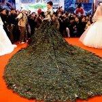 شاهدي فستان ب6 مليون ريال 2