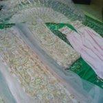 ثياب نسائية تراثية من الجناد1