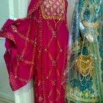 ثياب نسائية تراثية من الجناد2