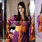 أزياء سهرة مغربية 2009 1