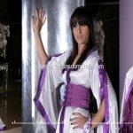 أزياء سهرة مغربية 2009 2