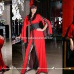 أزياء سهرة مغربية 2009 4