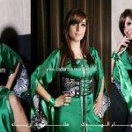 أزياء سهرة مغربية 2009 6