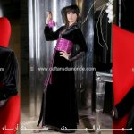أزياء سهرة مغربية 2009 7