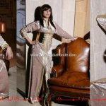 أزياء سهرة مغربية 2009 9